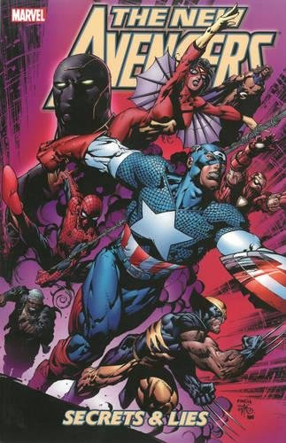 New Avengers Vol 3: Secrets And Lies