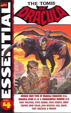 9780785117094: Essential Tomb Of Dracula Volume 4 TPB