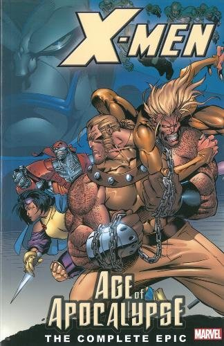 9780785117148: X-Men: The Complete Age of Apocalypse Epic, Book 1