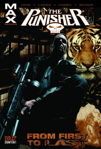9780785117155: Punisher Max: From First To Last TPB (Graphic Novel Pb)