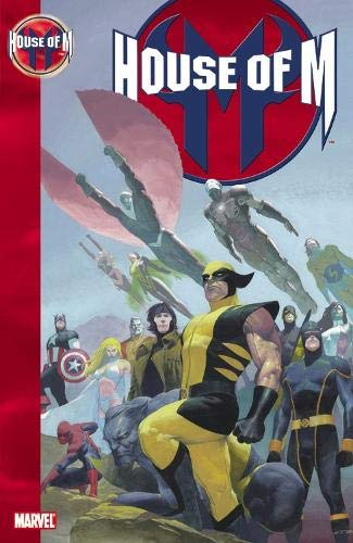 9780785117216: House Of M TPB (Graphic Novel Pb)