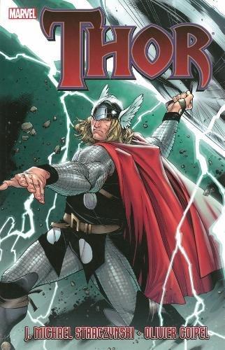 9780785117223: Thor By J. Michael Straczynski Volume 1 TPB: v. 1 (Graphic Novel Pb)