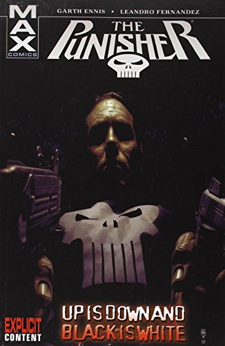 9780785117315: Punisher Max Vol. 4: Up is Down and Black is White (v. 4)
