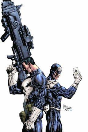 Punisher Vs. Bullseye (Punisher (Unnumbered)): Way, Daniel
