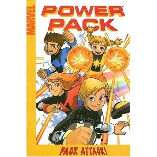 Power Pack: Pack Attack! Digest: Sumerak, Marc
