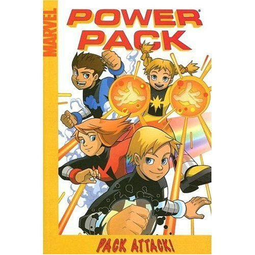 9780785117360: Power Pack: Pack Attack! Digest