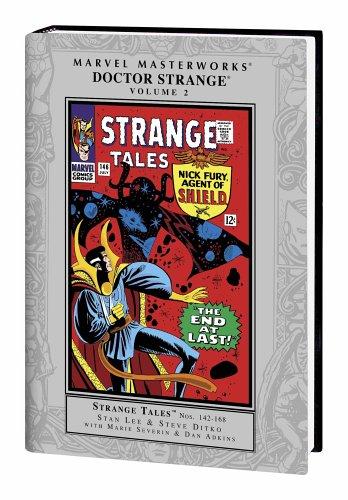 Marvel Masterworks Doctor Strange (Volume 2): Ditko, Steve; Everett, Bill; Severin, Marie; Adkins, ...