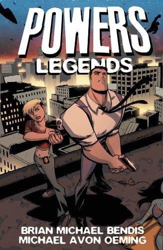 9780785117421: Powers Vol. 8: Legends