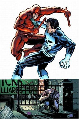 Daredevil vs. Punisher: Means & Ends: Lapham, Dave