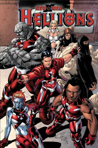 9780785117469: New X-Men: Hellions TPB (New X-Men (Graphic Novels))