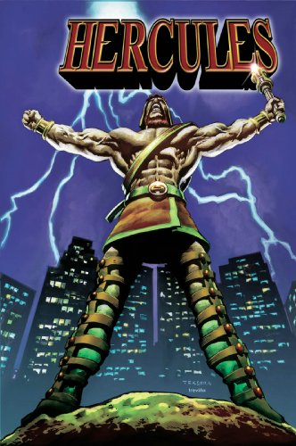 Hercules: New Labors of Hercules (Marvel Comics)