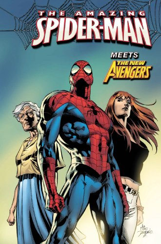 9780785117643: Amazing Spider-Man Volume 10: New Avengers TPB: New Avenger v. 10 (Graphic Novel Pb)