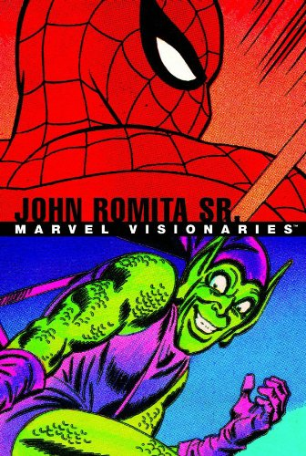 [signed] Marvel Visionaries: John Romita, Sr.