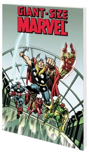 9780785117841: Giant-Size Marvel TPB