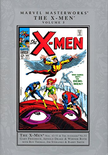 9780785117872: Marvel Masterworks X-men 5