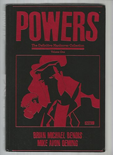 9780785118053: Powers: The Definitive Hardcover Collection: 1