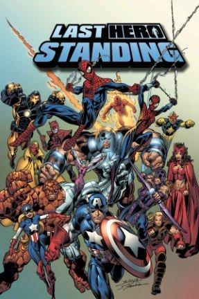 Last Hero Standing (Spider-Girl): DeFalco, Tom