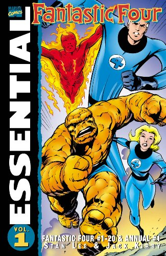 Essential Fantastic Four, Vol. 1 (Marvel Essentials)