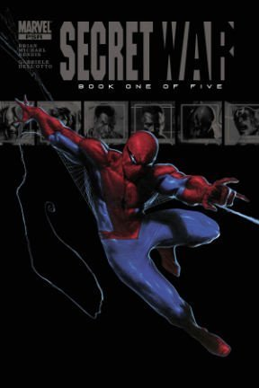 Secret War (New Avengers) (Book 1)