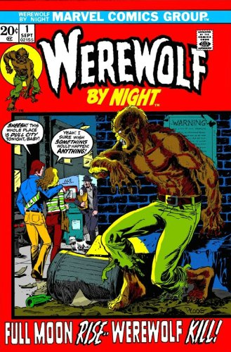 9780785118398: Essential Werewolf By Night Volume 1 TPB: v. 1