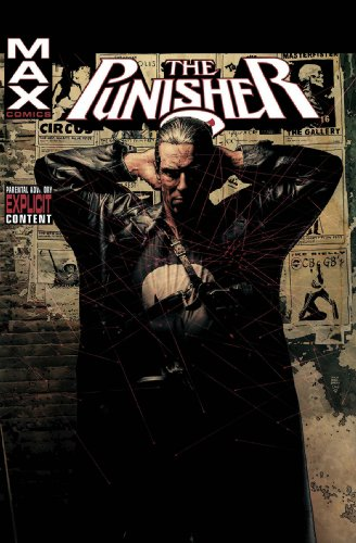 Punisher MAX, Vol. 1: Ennis, Garth (author); Larosa, Lewis (artist); Fernandez, Leandro