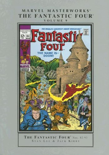 Marvel Masterworks: Fantastic Four, Vol. 2: Stan Lee