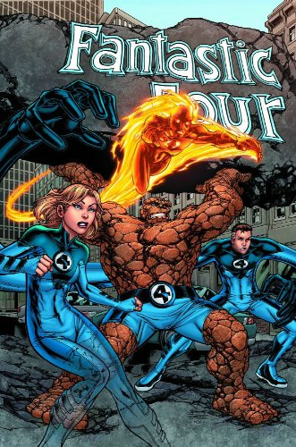 9780785118589: Fantastic Four 1: Family of Heroes