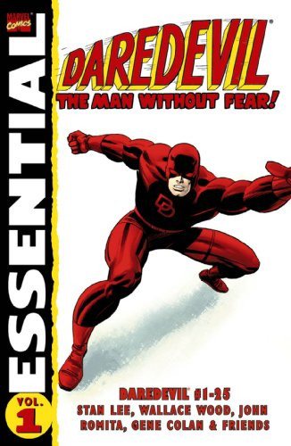 9780785118619: Essential Daredevil, Vol. 1 (Marvel Essentials) (v. 1)