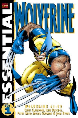 9780785118671: Essential Wolverine, Vol. 1 (Marvel Essentials)