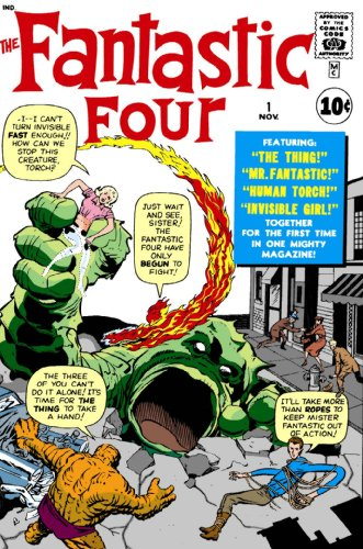 9780785118701: Fantastic Four Omnibus Volume 1 HC: v. 1