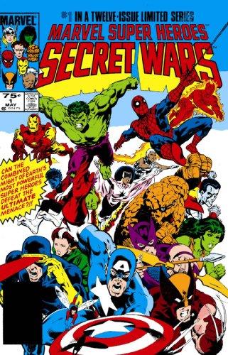 9780785118732: Secret Wars (Marvel Super Heroes)