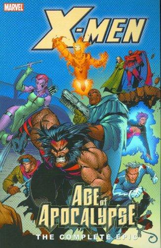 9780785118749: X-Men: Complete Age Of Apocalypse Epic Book 2 TPB: Complete Age of Apocalypse Epic Bk. 2