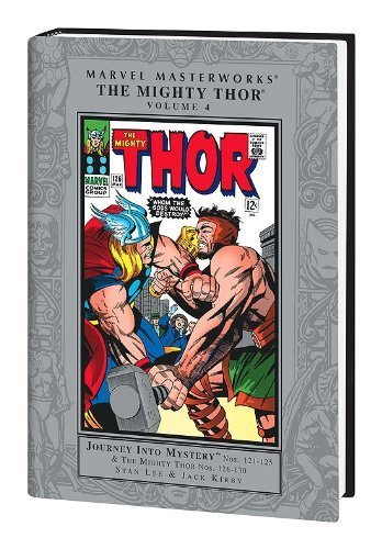 9780785118800: Marvel Masterworks: The Mighty Thor Volume 4