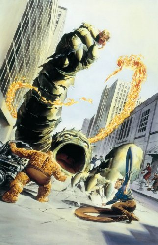 9780785118923: Fantastic Four Omnibus Volume 1 HC Variant: v. 1