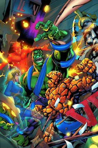 Fantastic Four: The Life Fantastic (Fantastic Four (Graphic Novels))