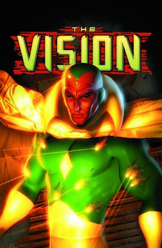 Vision: Yesterday And Tomorrow TPB (Marvel Comics): Geoff Johns