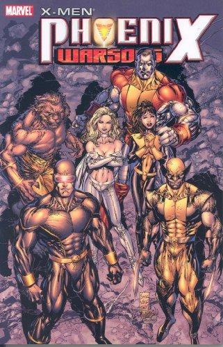 9780785119319: X-Men: Phoenix - Warsong TPB (Graphic Novel Pb)