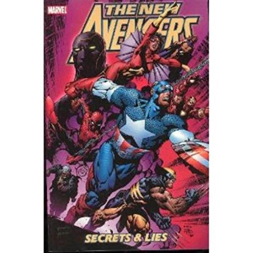 9780785119395: New Avengers Vol. 3: Secrets and Lies