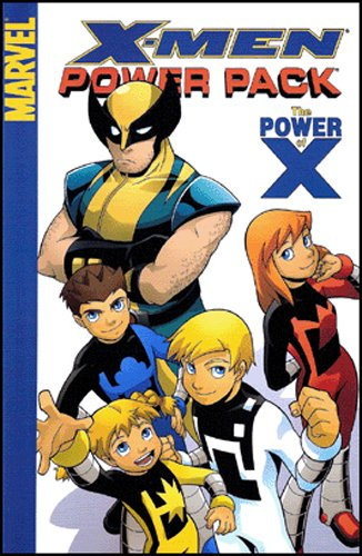 X-Men and Power Pack: The Power of X (X-Men Power Pack): Sumerak, Marc