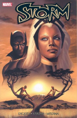 Astonishing X-Men: Storm: Dickey, Eric Jerome
