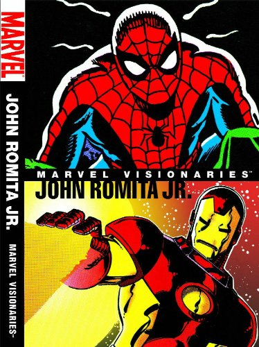 9780785119647: Marvel Visionaries: John Romita Jr. HC