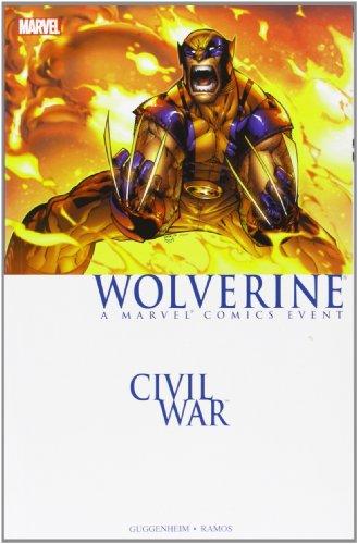 9780785119807: Civil War: Wolverine TPB (Graphic Novel Pb)