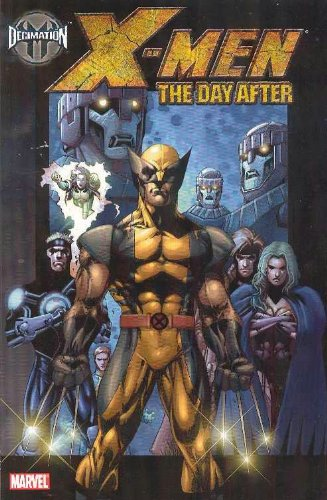 9780785119845: Decimation: X-Men - The Day After (House of M)