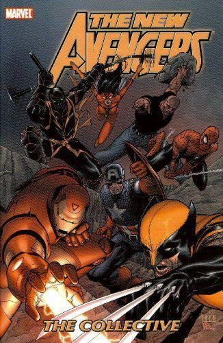 9780785119876: New Avengers - Volume 4: The Collective