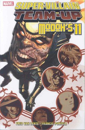 9780785119920: Super-Villain Team-Up: Modok's 11 TPB: Modok's v. 11 (Graphic Novel Pb)