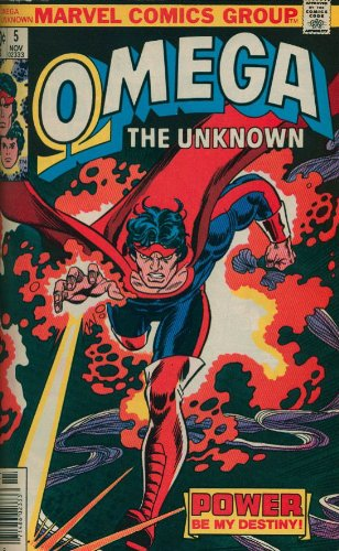 9780785120094: Omega: The Unknown Classic TPB