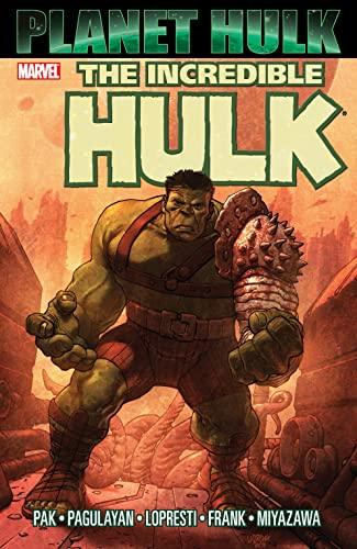 9780785120124: Hulk: Planet Hulk TPB (Graphic Novel Pb)