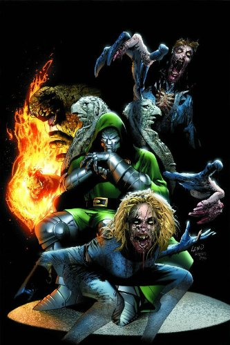 Ultimate Fantastic Four, Vol. 6: Frightful