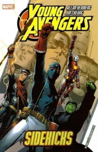 9780785120186: Young Avengers Vol. 1: Sidekicks