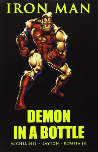 9780785120438: Iron Man: Demon In A Bottle TPB (Graphic Novel Pb)